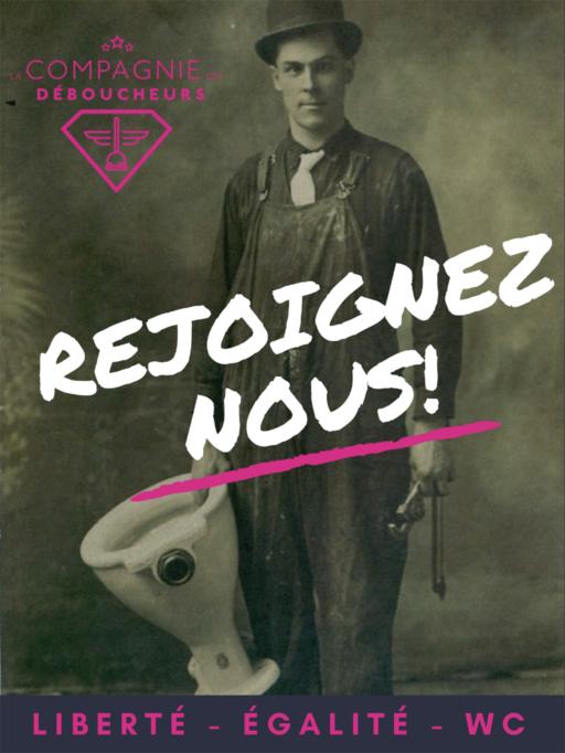 Franchise Compagnie Déboucheurs