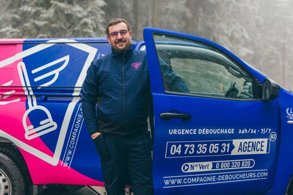 Déboucheur canalisation Clermont, Issoire et Ambert