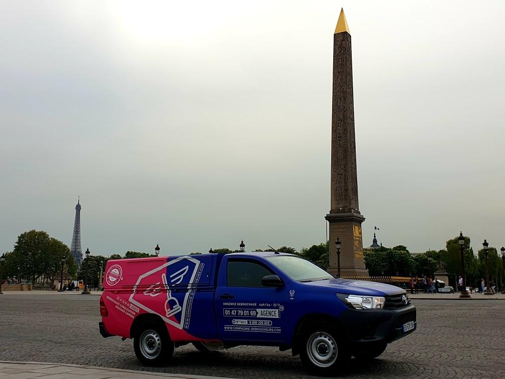 Débouchage de Canalisation à Paris