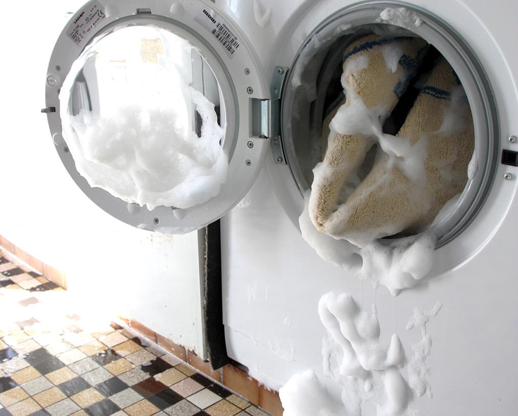 débouchage machine à laver